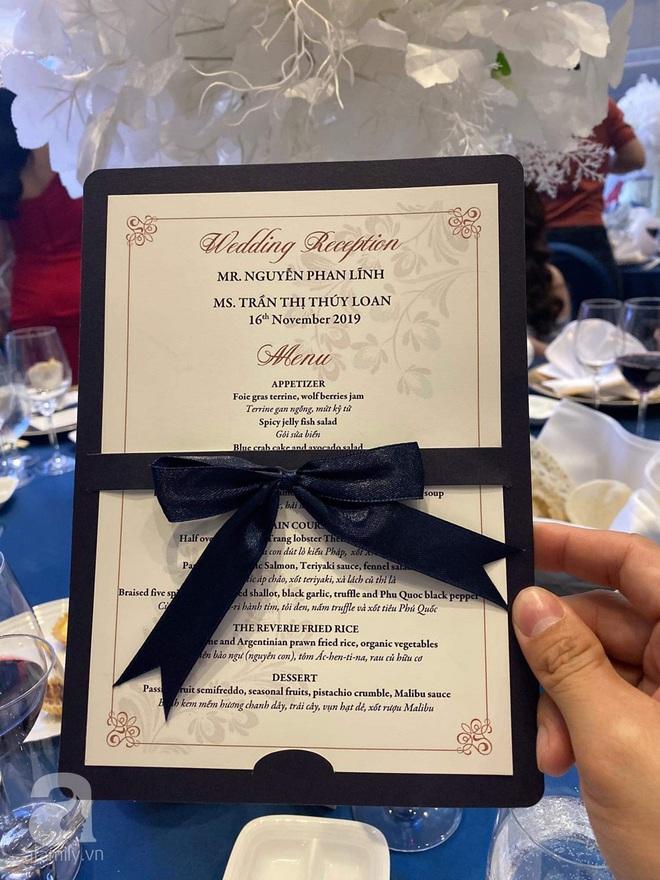Cập nhật từ đám cưới Bảo Thy: Cô dâu chú rể cực đẹp đôi, dàn khách mời check-in trong không gian sang chảnh nhất TP.HCM - ảnh 11