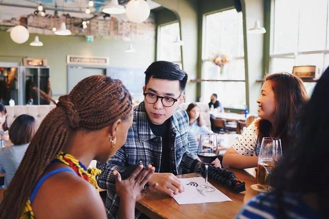 Gặp chàng vlogger điển trai đạt GMAT 730/900 - lọt top 5% thế giới, ước mơ làm giảng viên đại học - Tiin.vn - Ảnh 3.