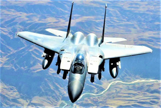 10 tiêm kích thay đổi cuộc chiến trên không - ảnh 5