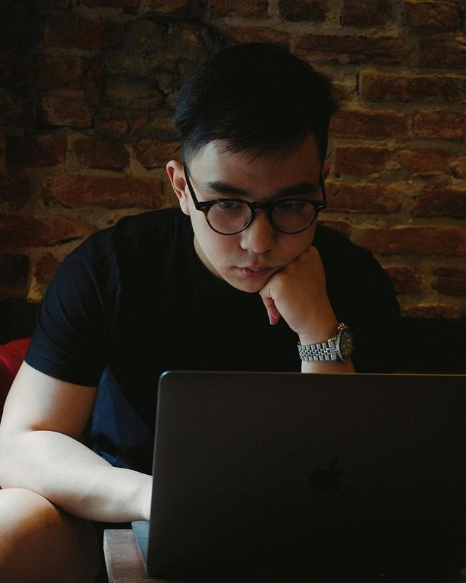 Gặp chàng vlogger điển trai đạt GMAT 730/900 - lọt top 5% thế giới, ước mơ làm giảng viên đại học - Tiin.vn - Ảnh 4.