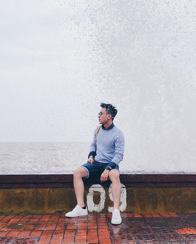 Gặp chàng vlogger điển trai đạt GMAT 730/900 - lọt top 5% thế giới, ước mơ làm giảng viên đại học - Tiin.vn - Ảnh 6.