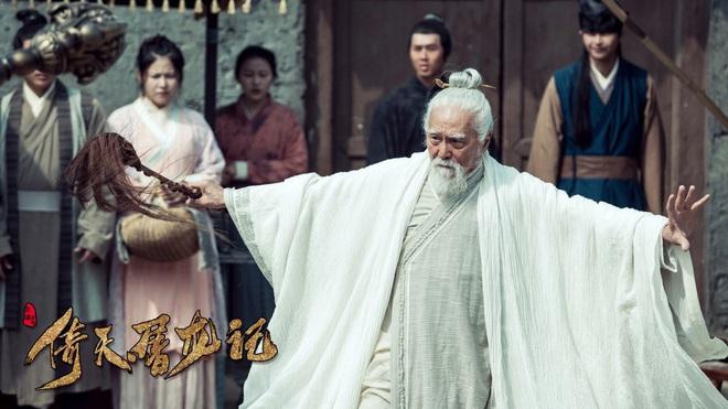 Tài tử đẹp lão nhất Trung Quốc: 83 tuổi vẫn tập gym, làm người mẫu, đóng cảnh hành động - Ảnh 4.