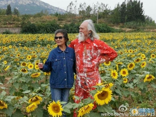 Tài tử đẹp lão nhất Trung Quốc: 83 tuổi vẫn tập gym, làm người mẫu, đóng cảnh hành động - Ảnh 10.