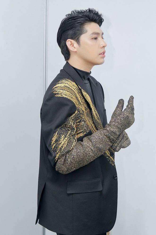 Noo Phước Thịnh tự tin biểu diễn trước hơn 25 nghìn khán giả, được báo Hàn hết lời khen ngợi - ảnh 3