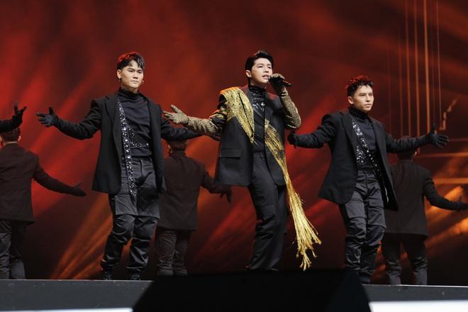 Noo Phước Thịnh tự tin biểu diễn trước hơn 25 nghìn khán giả, được báo Hàn hết lời khen ngợi - ảnh 5