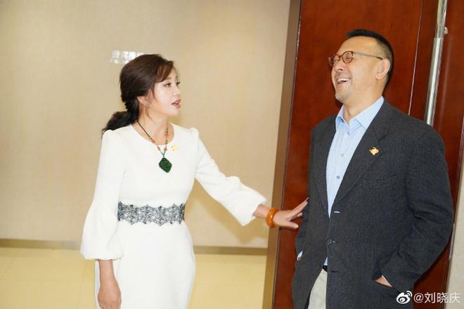 Thái độ bất ngờ của Lưu Hiểu Khánh khi gặp lại tình cũ sau 25 năm - ảnh 2