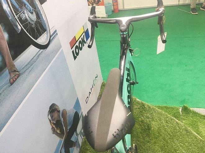 Siêu xe đạp giá hơn 400 triệu gây sốt ở Hà Nội có gì đặc biệt? - Ảnh 6.