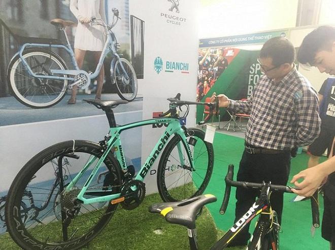 Siêu xe đạp giá hơn 400 triệu gây sốt ở Hà Nội có gì đặc biệt? - Ảnh 7.