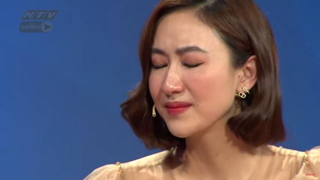 Á hậu Hà Thu bật khóc: Tôi không bỏ nhà đi vì không có chỗ nào để đi - ảnh 3
