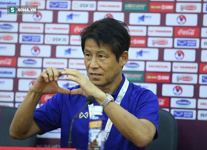 KẾT THÚC: Thầy Park đã biết điểm yếu của Thái Lan; ông Nishino liên tục khen Việt Nam - Ảnh 7.