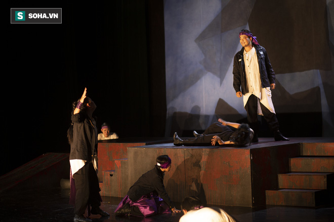 Say vai, suýt siết cổ bạn diễn ngạt thở và một đêm căng thẳng của diễn viên Minh Cúc  - Ảnh 15.