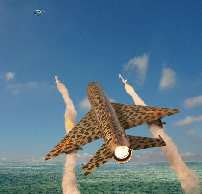 Phi công ACE KQVN hạ gục F-4 Mỹ: Kẻ đi săn bị chính MiG hạ đo ván - Gậy ông đập lưng ông - ảnh 2