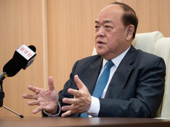 Trưởng đặc khu Macau: Lính đồn trú PLA có thể tới Macau vào ban ngày nhưng chỉ có thể vào Hồng Kông lúc nửa đêm - Ảnh 1.