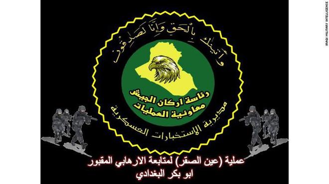 Tình báo Iraq tiết lộ chiến thuật lật tẩy dấu vết al-Baghdadi - Ảnh 2.