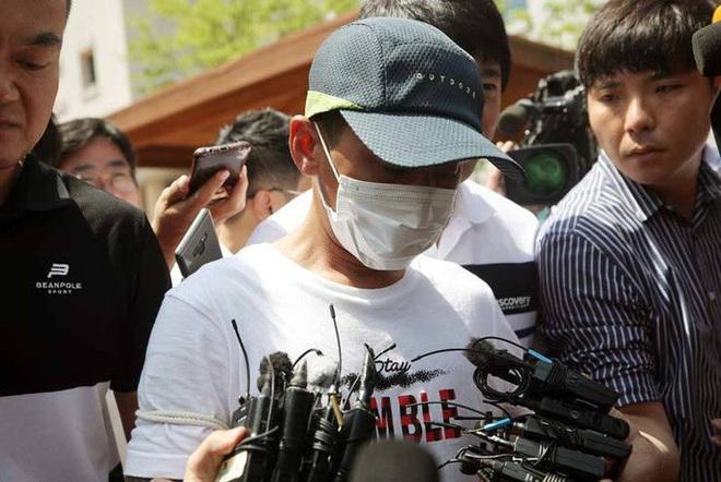 Chồng Hàn Quốc giết rồi giấu thi thể người vợ Việt - Ảnh 1.
