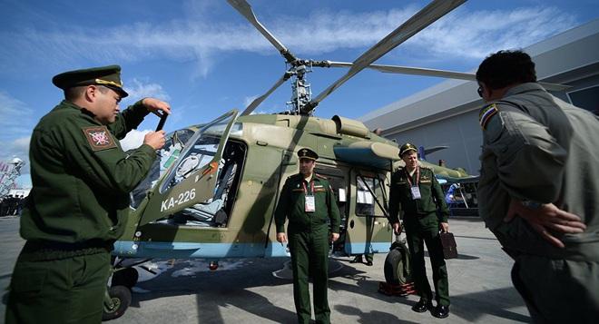 Nga đối diện nguy cơ bị Ấn Độ hủy hợp đồng cung cấp... 140 trực thăng hạng nhẹ - ảnh 1