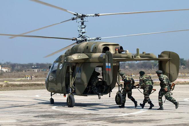 Nga đối diện nguy cơ bị Ấn Độ hủy hợp đồng cung cấp... 140 trực thăng hạng nhẹ - ảnh 15