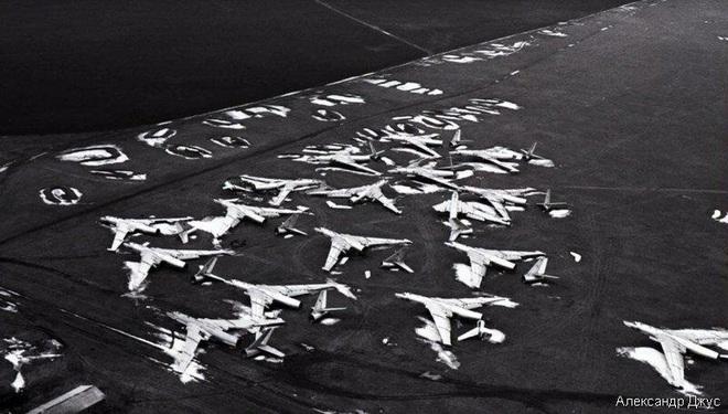 Người Nga đau đớn: Đối trọng của siêu pháo đài bay B-52 đã bị máy chém Mỹ băm nhỏ? - Ảnh 3.