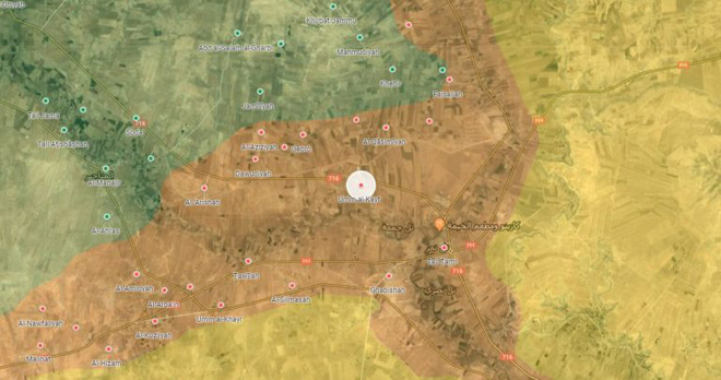 CẬP NHẬT: Người Kurd bủa vây tấn công, xe bọc thép Nga bốc cháy - QĐ Syria thiệt hại nặng, mất 3 phi công? - Ảnh 15.