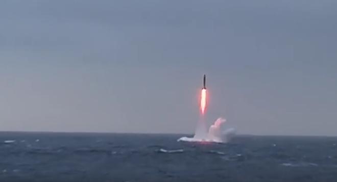 Quả đấm thép hạt nhân: Hải quân Nga đã tấn công, không thế lực nào chống đỡ nổi! - Ảnh 2.