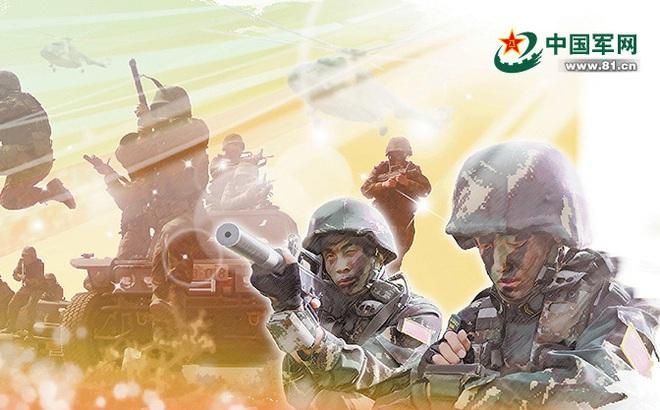 """Sức mạnh thực sự của tốp binh sĩ Quân giải phóng """"nhặt gạch"""" ở Hồng Kông đáng sợ đến mức nào?"""