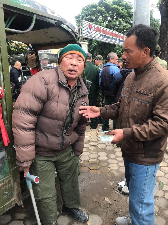 Cầm chưa nóng tay, thương binh đã vội bán, hét giá vé Việt Nam – Thái Lan cao gấp 5 lần - Ảnh 9.