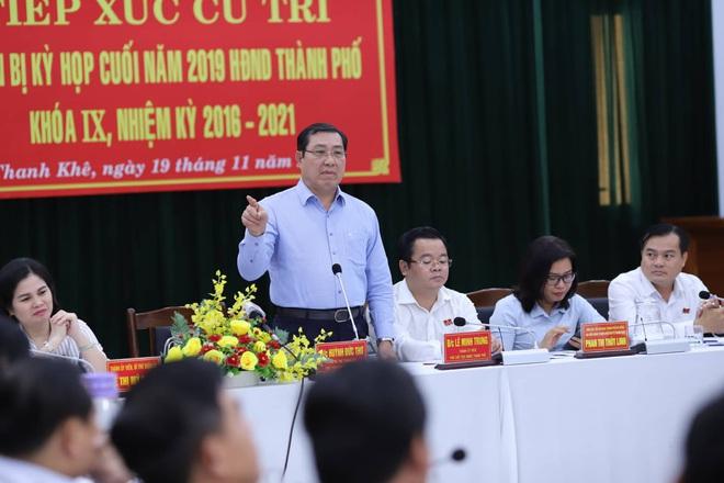 Chủ tịch Đà Nẵng than khổ lắm, cả nước có mấy chỗ xử lý được đâu khi nói về sai phạm ở tổ hợp khách sạn Mường Thanh - Ảnh 2.