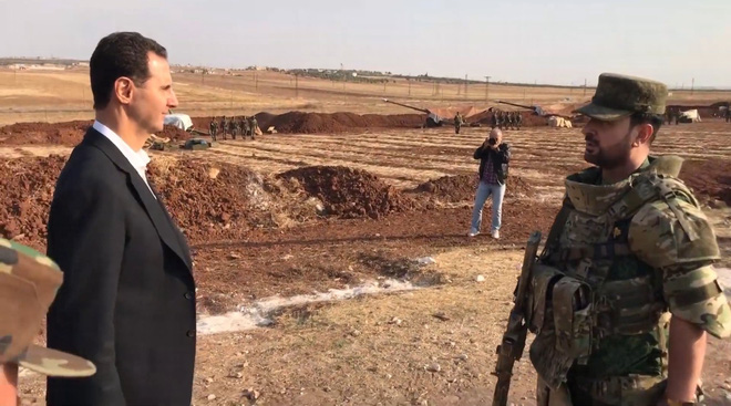 Đặc nhiệm Tiger Syria đối mặt với hiểm nguy: Sư đoàn 25 là cái bẫy hay cối xay tướng? - Ảnh 4.