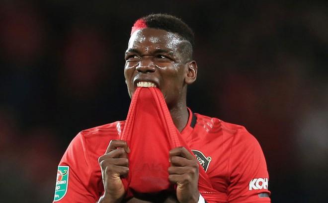 Nỗi sợ hãi oái oăm của Solsa về... Paul Pogba