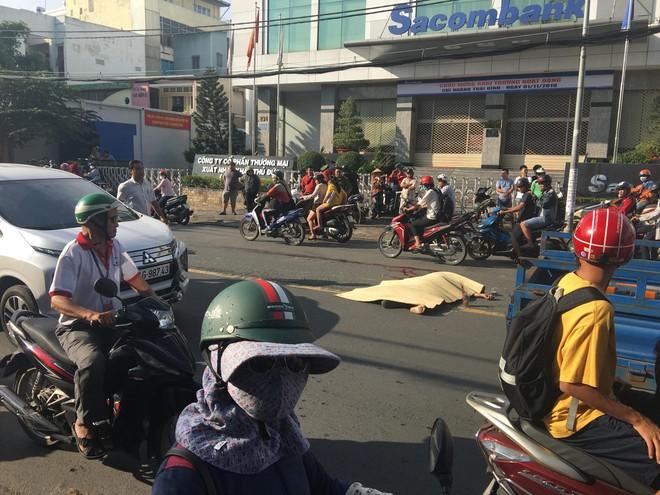 Phó viện trưởng VKSND quận 9 tử vong vì tai nạn giao thông - Ảnh 1.