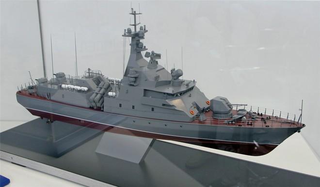 Hải quân Việt Nam có thể sở hữu ngay 2 tàu tên lửa cực mạnh của Nga mà không cần đóng - Ảnh 3.