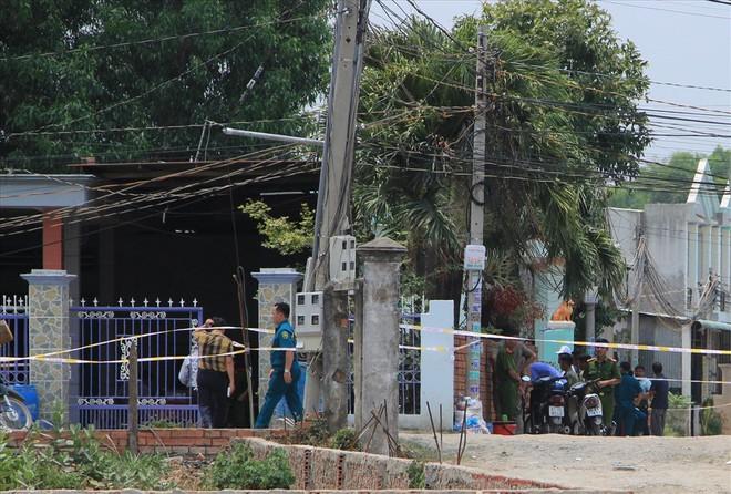 Truy tố bị can gây ra vụ sát hại 3 mẹ con bà cháu rúng động Bình Dương - Ảnh 1.