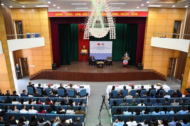 Bộ trưởng Quốc phòng Hoa Kỳ: Từ thời Hai Bà Trưng, Việt Nam đã không chấp nhận bị kẻ mạnh áp đặt - Ảnh 1.