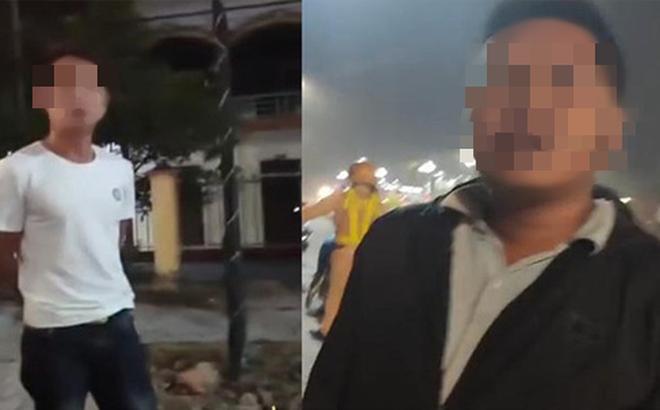 Hai người lạ đề nghị nam thanh niên xóa video làm việc với CSGT ở Hưng Yên là ai?