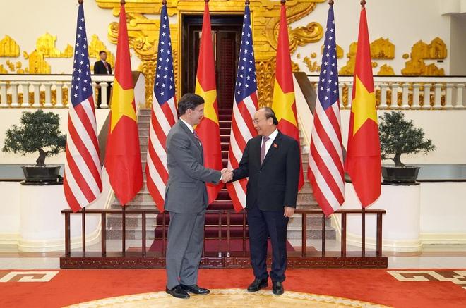 Hoa Kỳ ủng hộ lập trường của Việt Nam và ASEAN trong vấn đề Biển Đông - Ảnh 1.