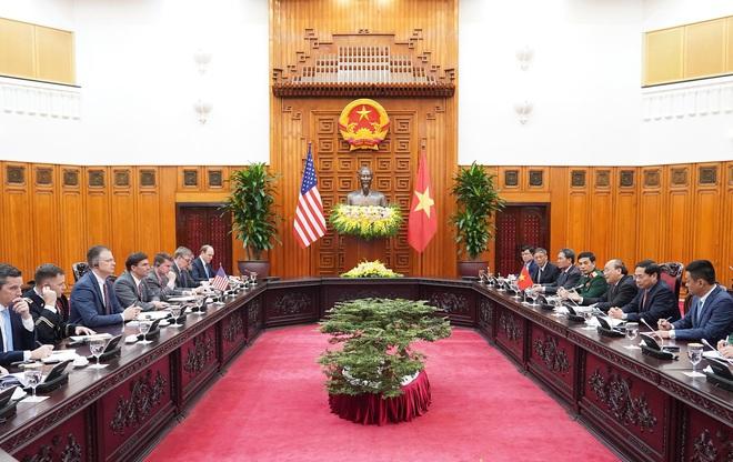 Hoa Kỳ ủng hộ lập trường của Việt Nam và ASEAN trong vấn đề Biển Đông - Ảnh 2.
