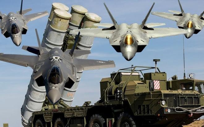"""Tấn công """"xé nát"""" trận địa tên lửa S-400, S-500 Nga: Mỹ đã có phương án?"""