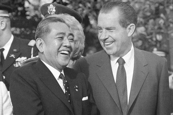 Từng có thoả thuận lưu trữ vũ khí hạt nhân của Mỹ trên lãnh thổ Nhật Bản - ảnh 1