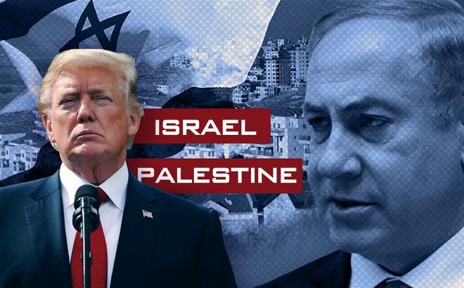 """Bất ngờ """"thiên vị Israel"""", Mỹ đẩy cao căng thẳng với Palestine, khoét sâu chia rẽ với đồng minh"""