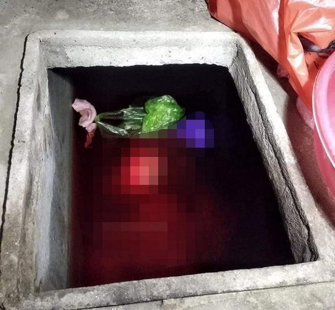 Gã con rể khai lý do sát hại mẹ vợ phi tang xác xuống bể nước - Ảnh 1.