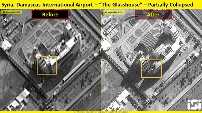 Tên lửa Syria vô dụng cắm đầu xuống đất, bất lực nhìn máy bay chiến đấu Israel oanh tạc - ảnh 1