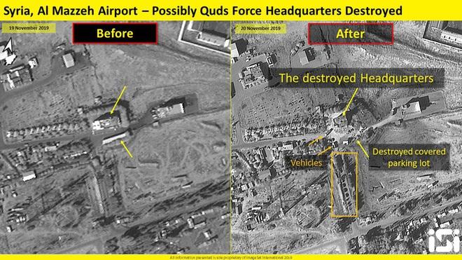 Tên lửa Syria vô dụng cắm đầu xuống đất, bất lực nhìn máy bay chiến đấu Israel oanh tạc - ảnh 3