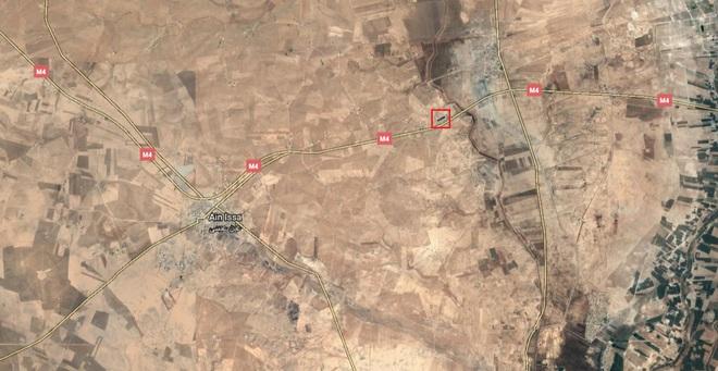 Bị Israel đánh trực diện, phòng không Syria tổn thất lớn - Nga chính thức ra tay khóa chết miền Bắc Syria - Ảnh 22.