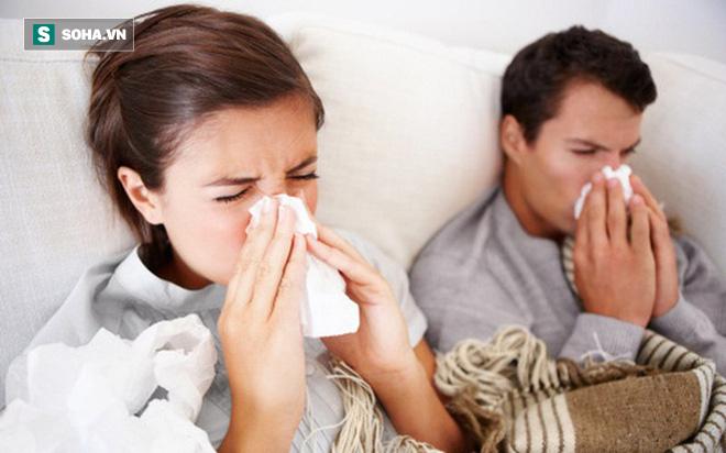 Mùa cảm cúm lộng hành: Có phải triệu chứng nào cũng cần uống thuốc kháng sinh? - Ảnh 1.