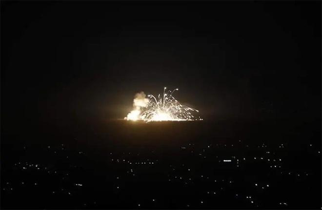 Bị Israel đánh trực diện, phòng không Syria tổn thất lớn - Nga chính thức ra tay khóa chết miền Bắc Syria - Ảnh 12.