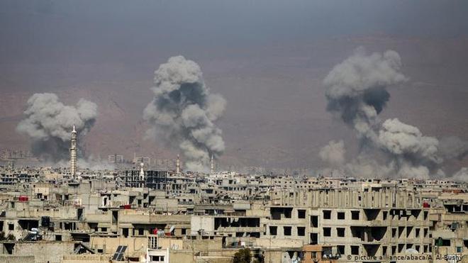 Israel-Iran lại lao vào đấu đầu liên hồi ở Syria, phép màu hòa giải của Nga hết tác dụng? - Ảnh 1.