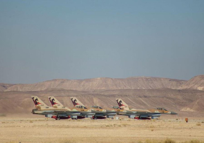 S-400 vô dụng ngay cả trước tiêm kích F-16 của Israel? - ảnh 13
