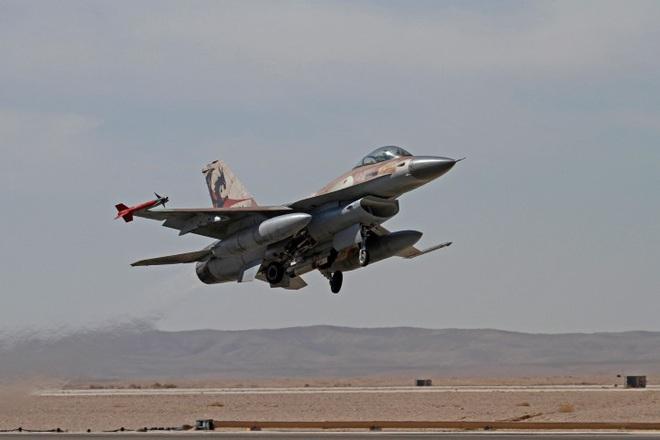 S-400 vô dụng ngay cả trước tiêm kích F-16 của Israel? - ảnh 7