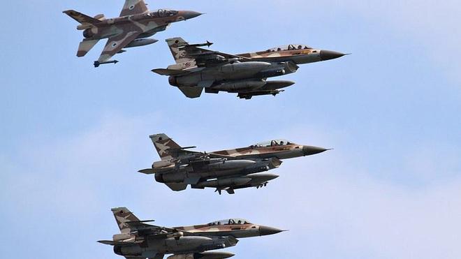 S-400 vô dụng ngay cả trước tiêm kích F-16 của Israel? - ảnh 8