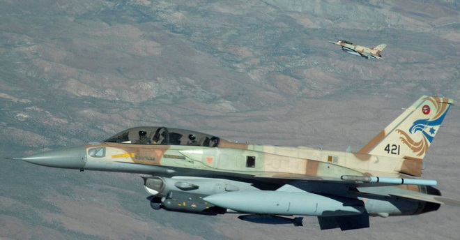 S-400 vô dụng ngay cả trước tiêm kích F-16 của Israel? - ảnh 9